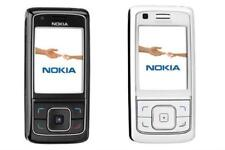 Original Nokia 6288 Unlocked 2G GSM 3G UMTS 2100 2MP Bluetooth Radio Slide Phone