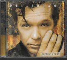 CD ALBUM 10 TITRES--JOHN MELLENCAMP--CUTTIN' HEADS--2001