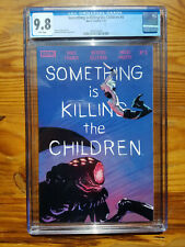 Something is Killing the Children #5 💥 CGC 9.8 💥 Three first appearances!