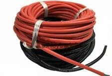 1-5M Silicone wire 12 14 16 18 20 22 24 26 AWG Red and Black Optional