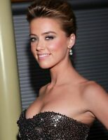 A1 - A5 SIZES AVAILABLE AMBER HEARD WALL ART POSTER