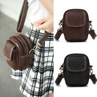 0ccd22f28f0e Retro Women s Faux Leather Small Mini Shoulder Purse Crossbody bag Handbag