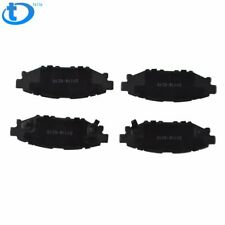 New Rear Brake Pad Set Fit for Subaru Forester Outback Impreza Legacy Xv