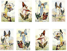 Fairies Butterflies & Dragonflies Cotton Fabric BLocks FrEE ShiPPinG WoRld WiDE