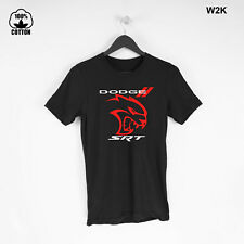 Men's Clothing New Design 34Dodge-Hellcat-Challenger-SRT Logo T-Shirts Tee