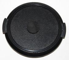 Front Lens Cap snap on 58mm black generic