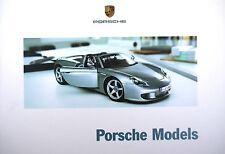 Porsche; 2004/5 Models Brochure