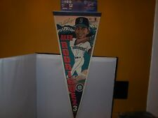 1997 alex rodrigues rare full size pennant
