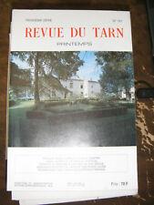Revue du Tarn N° 157 1995 Fayssac sous révolution Jaurès Mariage interdit Cadix
