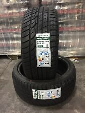 2 NEW 2353519 235 35 19 ROVELO RPX 988 91W EXTRA LOAD TWO TYRES