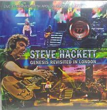 Steve Hackett: Genesis revisited in London 3 PRO-CDRS set