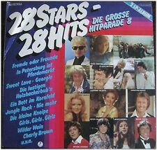 Die grosse Hitparade 8, 1976, Sampler VG/VG+, 2 LP (6134)