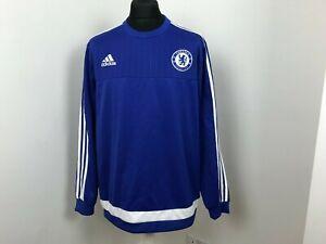 Chelsea football shirt Home Training soccer Jumper maglia Trikot  足球球衣 size  XL