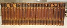 22 Vols. Wilsons Tales of The Borders & of Scotland Alexander Leighton, 1st Ed.?