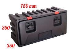 LAGO Black Dog 750 Coffre à outils Boîte De Rangement Camions Boîte à outils