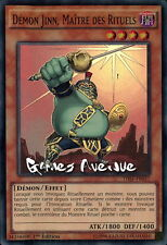 Yu-Gi-Oh ! Carte Démon Jinn, Maitre des Rituels THSF-FR037 - SUPER RARE