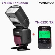 Yongnuo YN-685 Wireless Flash Speedlite + YN622C-TX Transceiver for Canon EOS