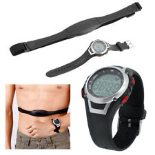 New Chest Belt Strap Band Polar Sport Fitness Heart Rate Monitor 3M waterproof