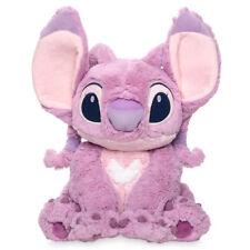 "NWT Disney Store Lilo And Stitch 15"" Angel Medium Plush Toy NEW"