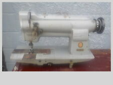 Industrial Sewing Machine 212w140 Grey Two Needle Leather