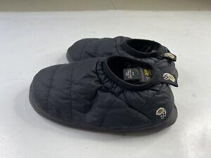 Mountain Hard Wear Unisex Black Slippers Bootie Down Size Medium  Insulated