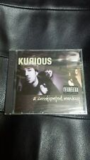 KURIOUS - A Constipated Monkey (CD) BRAND NEW SEALED!!