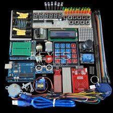 Starter Kit For Arduino Uno R3 Uno R3 Breadboard And Holder Step Motor Servo
