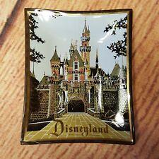 Disneyland Disney Castle Princess Bowl Square 4.5 in x 4 in Houze Art USA