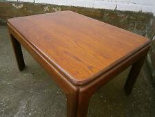 vintage retro mid century g plan teak floating coffee table Scandi style G PLAN