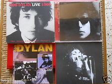 bob dylan live 1966 the royal albert hall bootleg series vol.4 book+2cd 1998Raro