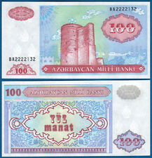 ASERBAIDSCHAN  / AZERBAIJAN 100 Manat  UNC  Pick 18 b