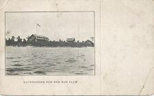 NY * Kuyrahoora Rod & Gun Club  Poland ca. 1908 * Herkimer Co. Chatauqua ?