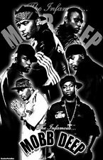 "MOBB DEEP  11x17  ""Black Light"" Poster"