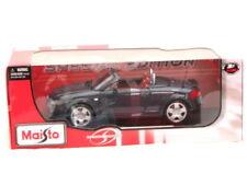 Maisto Audi TT Roadster Grey 1/18 Diecast Cars Model