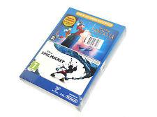EPIC MICKEY + FANTASIA DVD (English/Dutch) new factory sealed Nintendo Wii game