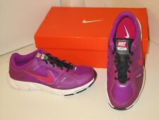 Nike Free XT Quick Fit+ Plus + Training Athletic Purple Red Plum Shoes Womens 10