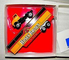 Winross Honey Brown Semi Truck Trailer Toy 1/64 LTD Rochester NY High Falls Beer