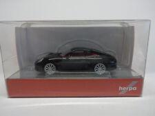 Herpa 028547 Porsche 911 Carrera 2 S Coupé Noir 1:87 NOUVEAU
