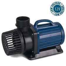 Teichpumpe Aquaforte DM-LV 12 Volt, Schwimmteich Pumpe Koi Teich Trocken