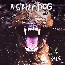 A GIANT DOG - PILE   CD NEU