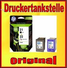 Original  HP 21 HP 22 C9351AE C9352AE Deskjet 3920 3940 D1360 D1460 D1470 D1560
