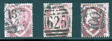 Handstamped Victorian (1837-1901) Great Britain Stamps