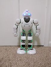 UBTECH Alpha 1S White Humanoid Robot REALLY NICE READ DISCRIPTION