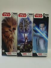 Jigsaw Puzzles Set Of 3 Star Wars 100 Pieces Each