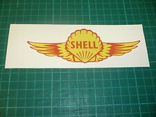 SHELL WINGS Stickers
