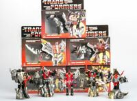 New TRANSFORMERS G1 Reissue Dinobots set Grimlock/Swoop/Slag/Snarl/Sludge MISB
