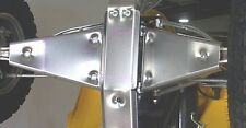 BOMBARDIER CAN AM DS450 A-ARM SKID PLATE GUARD SET .190 THICK /  DS450 AARM SET