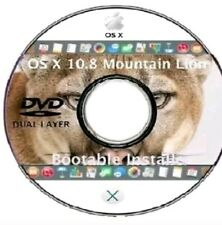 OS X  Mountain Lion 10.8    - avviabili DVD DL (Recovery, upgrade, Fresh )