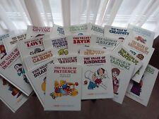 VALUETALE books set of 27 like NEW/educational/hardcover