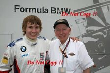 Henry SURTEES & JOHN SURTEES Formula BMW Ritratto Fotografia 2007 1